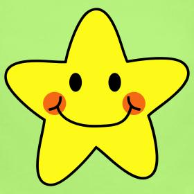 Cute Star Clipart - Clipart Kid