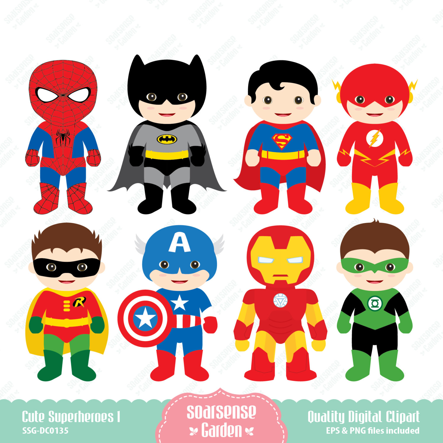 Digital Download Discoveries For Superman Clipart From Easypeach Com