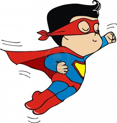 ... 18 Gallery Images For Baby Superheroes Cartoons - Clipart Kid