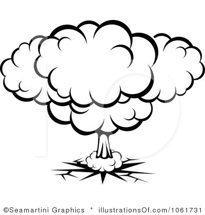 Explosion Clipart Royalty Free Explosion Clipart Illustration 1061731