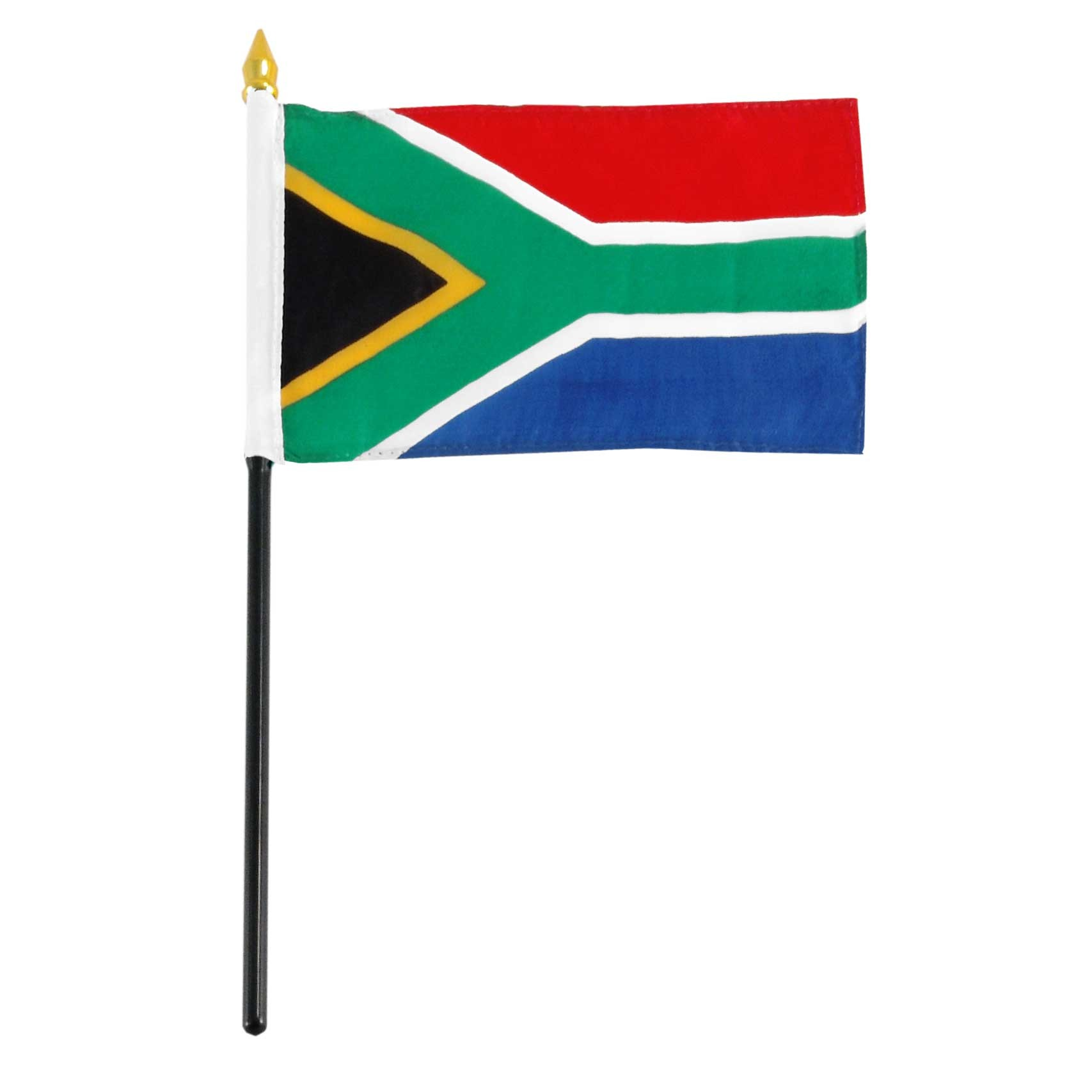 Flags   World Flags Shop By Size   South Africa Flag 4 X 6 Inch