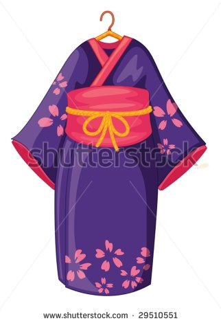 Kimono Dress Stock Photos Illustrations And Vector Art