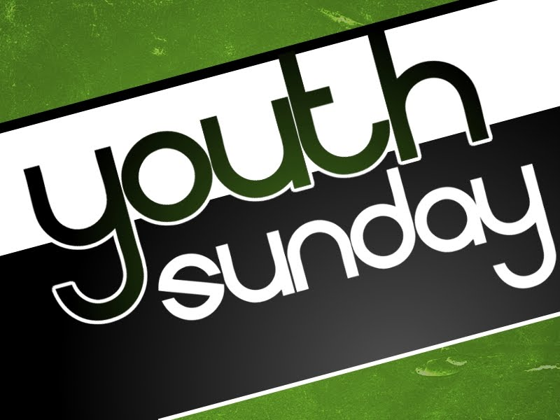 Sunday Thanksgiving Potluck And Also Youth Sunday The Uth Had A Great