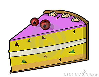 Birthday Cake Slice Clip Art Slice Cake 17681739 Jpg