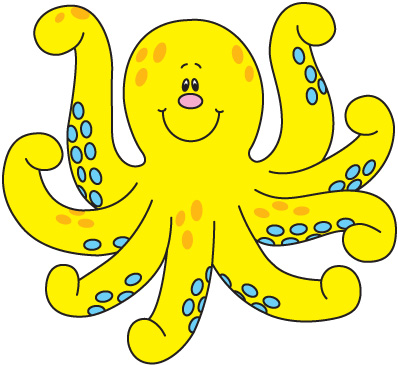 Cute Baby Octopus Clipart Baby Octopus Clipart