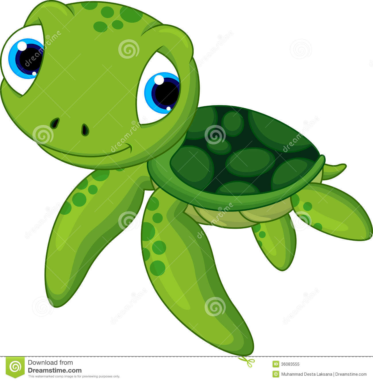 Baby Turtle Clipart - Clipart Kid