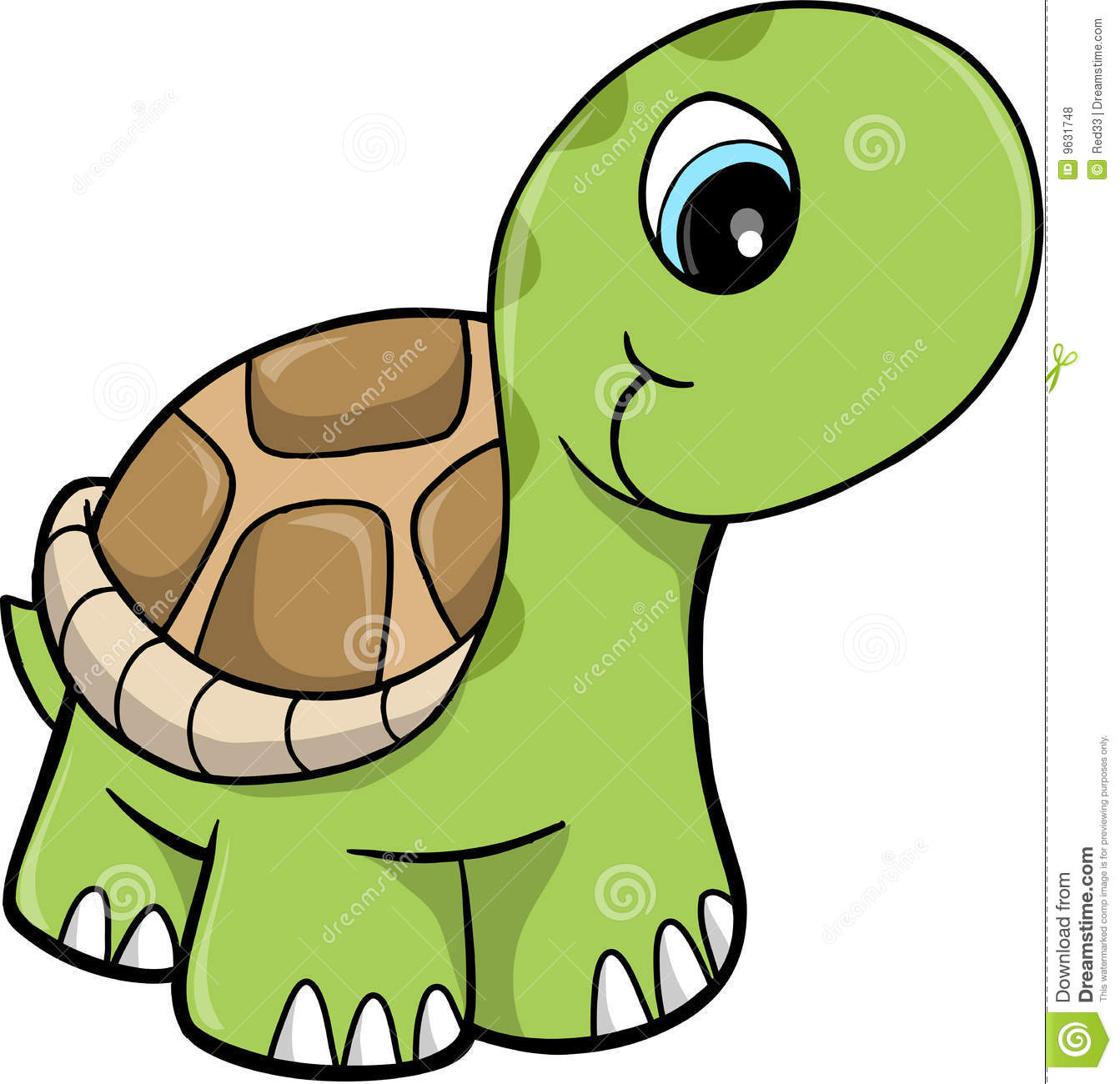 Baby Turtle Clipart - Clipart Suggest