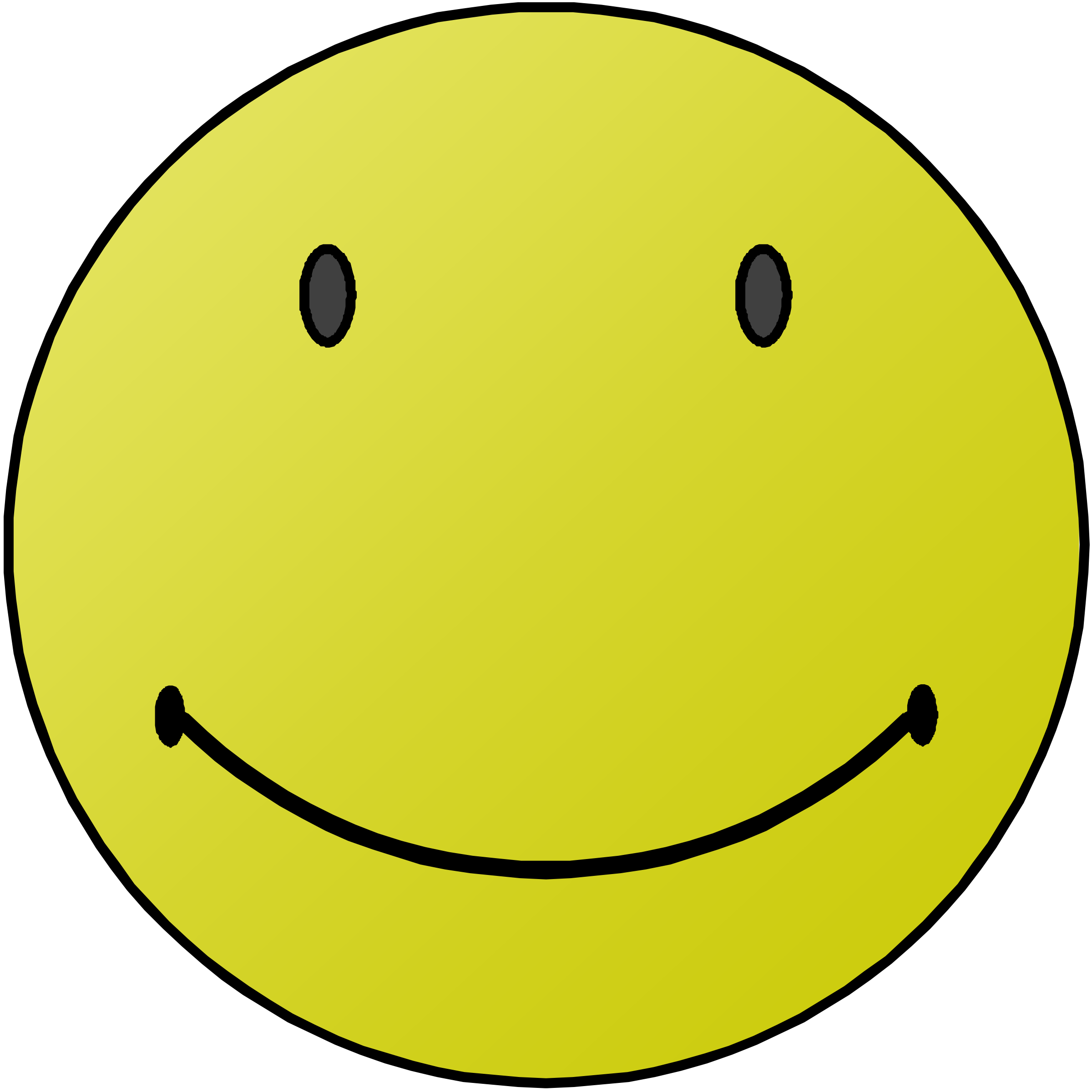 Happy Face Clipart   Clipart Panda   Free Clipart Images