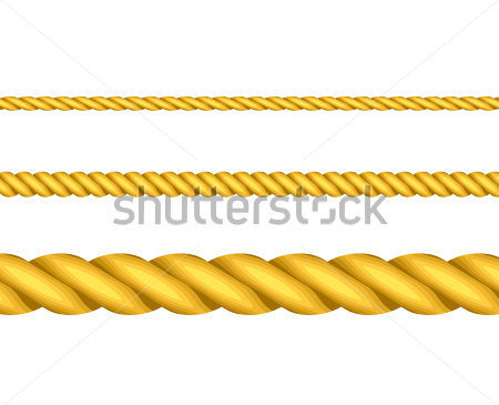 Straight Rope Clipart - Clipart Suggest