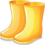 Rain Boots Clipart - Clipart Suggest - photo #1