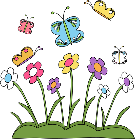 Spring Flowers Clipart   Clipart Panda   Free Clipart Images