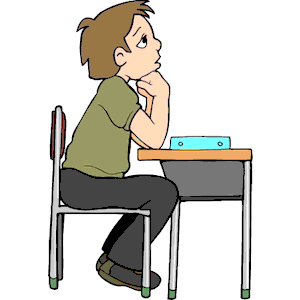 Student At Desk 1 Clipart Cliparts Of Student At Desk 1 Free Download