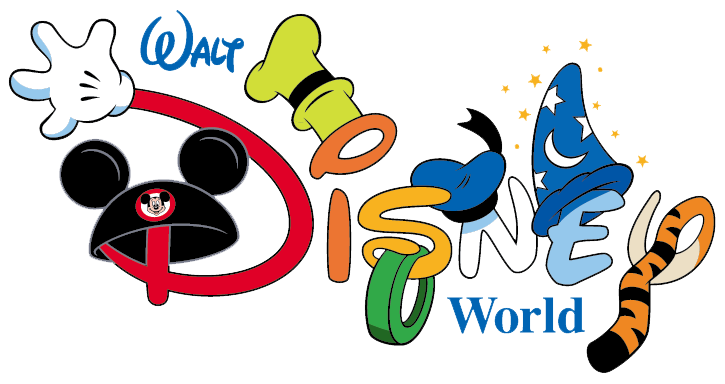 Walt Disney World Logos