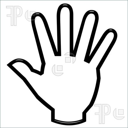 Hands To Touch Clipart - Clipart Kid