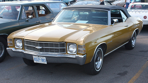 1971 Chevelle Malibu Convertible   Flickr   Photo Sharing
