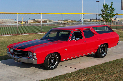 1971 Chevrolet Chevelle Ss Wagon   Flickr   Photo Sharing