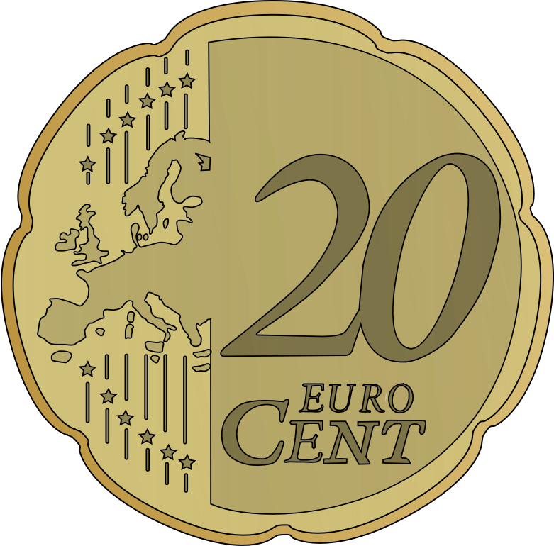 20 Euro Cent By Frankes