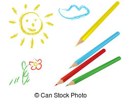 Child Painting Illustrations And Clipart