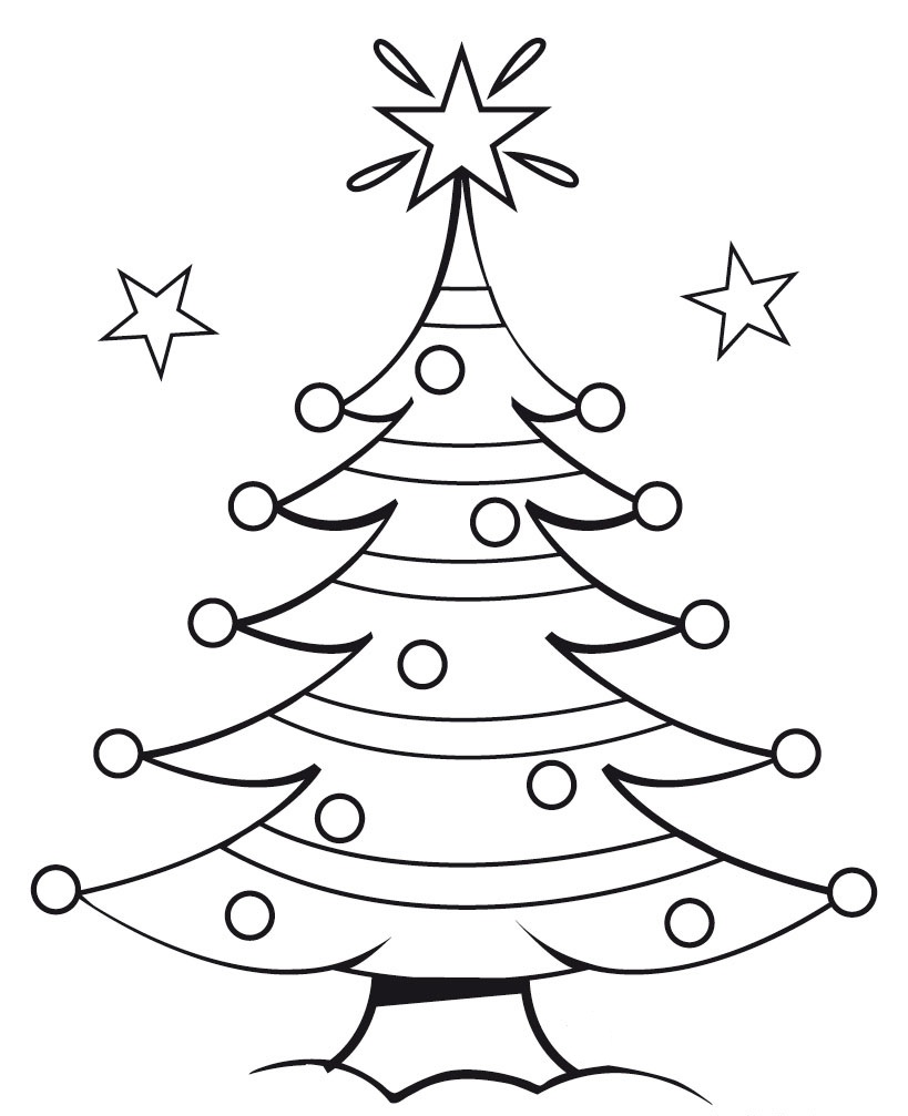 Free Christmas Tree Clipart Public Domain Christmas Clip Art Images