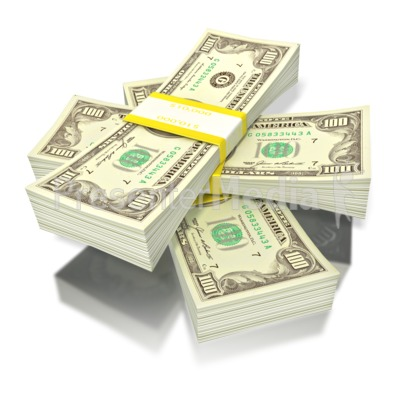 Short Stack Of Money   Medical And Health   Great Clipart For