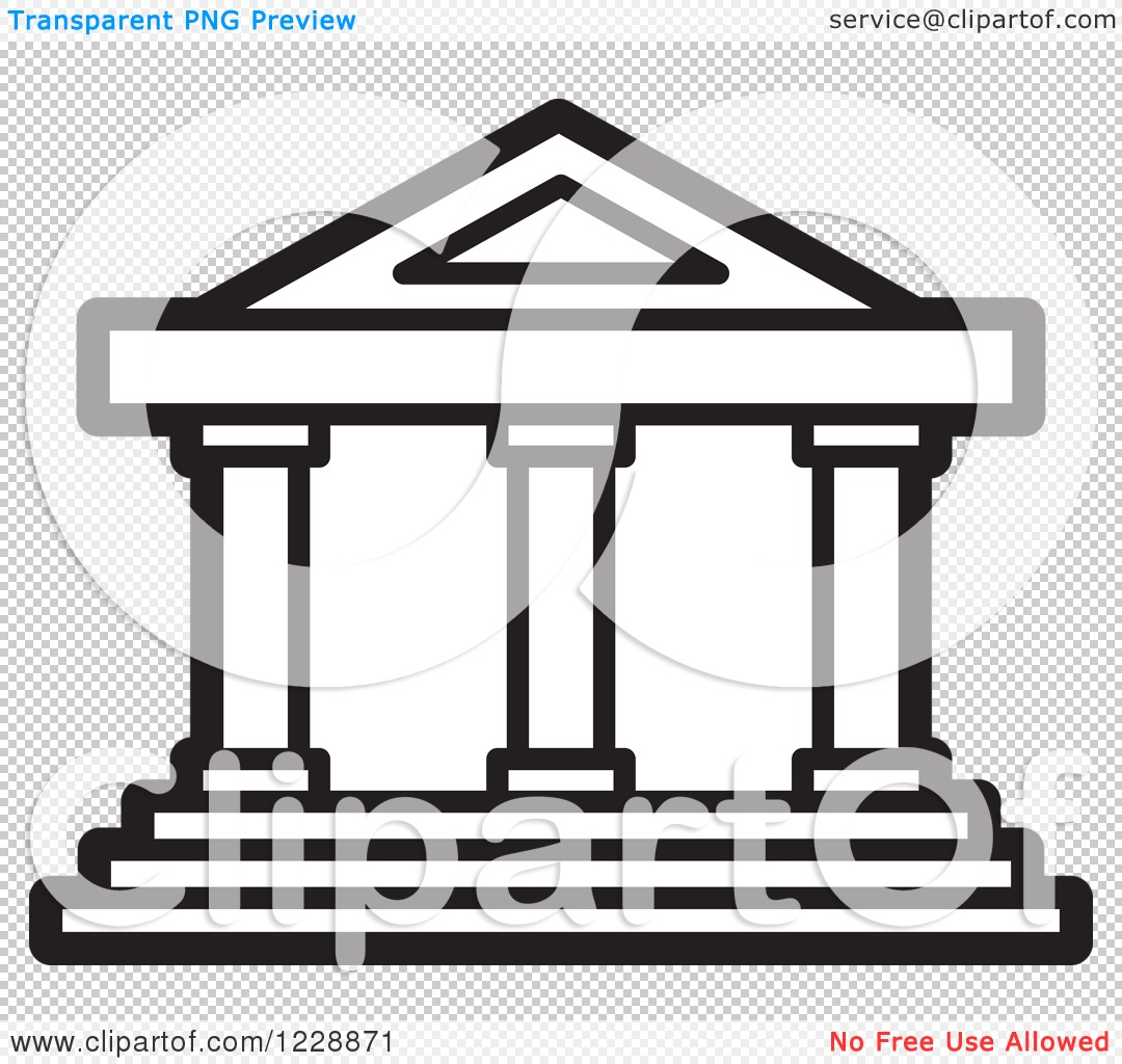 Supreme Court Building Clipart Courthouse Clipart