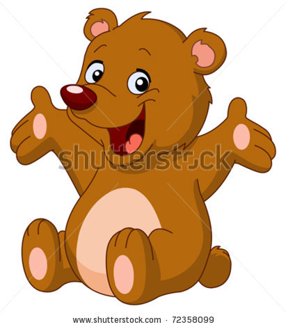 There Is 40 Cartoon Bear With Fish   Free Cliparts All Used For Free