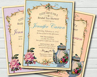 Victorian Tea Party Clipart Images   Pictures   Becuo