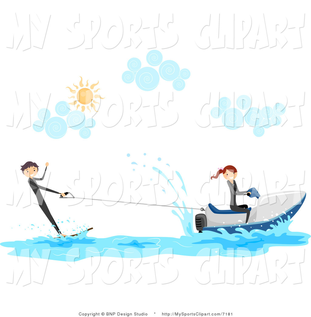 Wakeboard Clipart