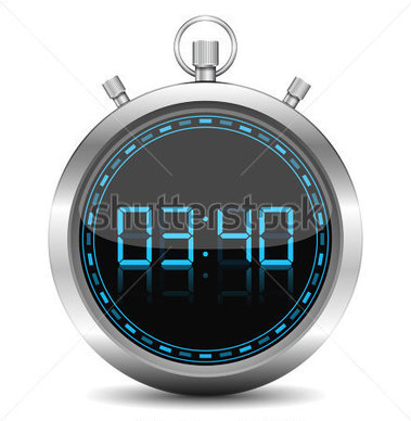 Browse   Sports   Recreation   Stopwatch Vector Eps10 Illustration