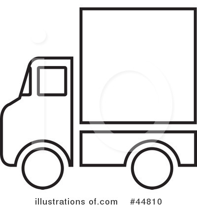 Delivery Vans And Trucks Clipart - Clipart Kid