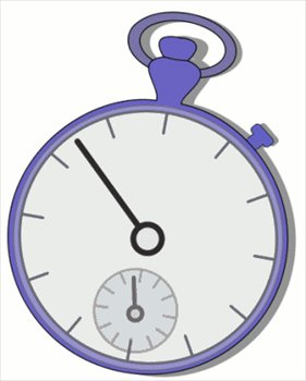Free Blue Stopwatch Clipart   Free Clipart Graphics Images And Photos