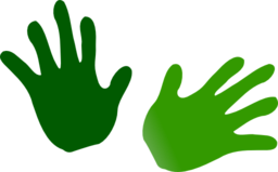 Green Hands Clipart   I2clipart   Royalty Free Public Domain Clipart