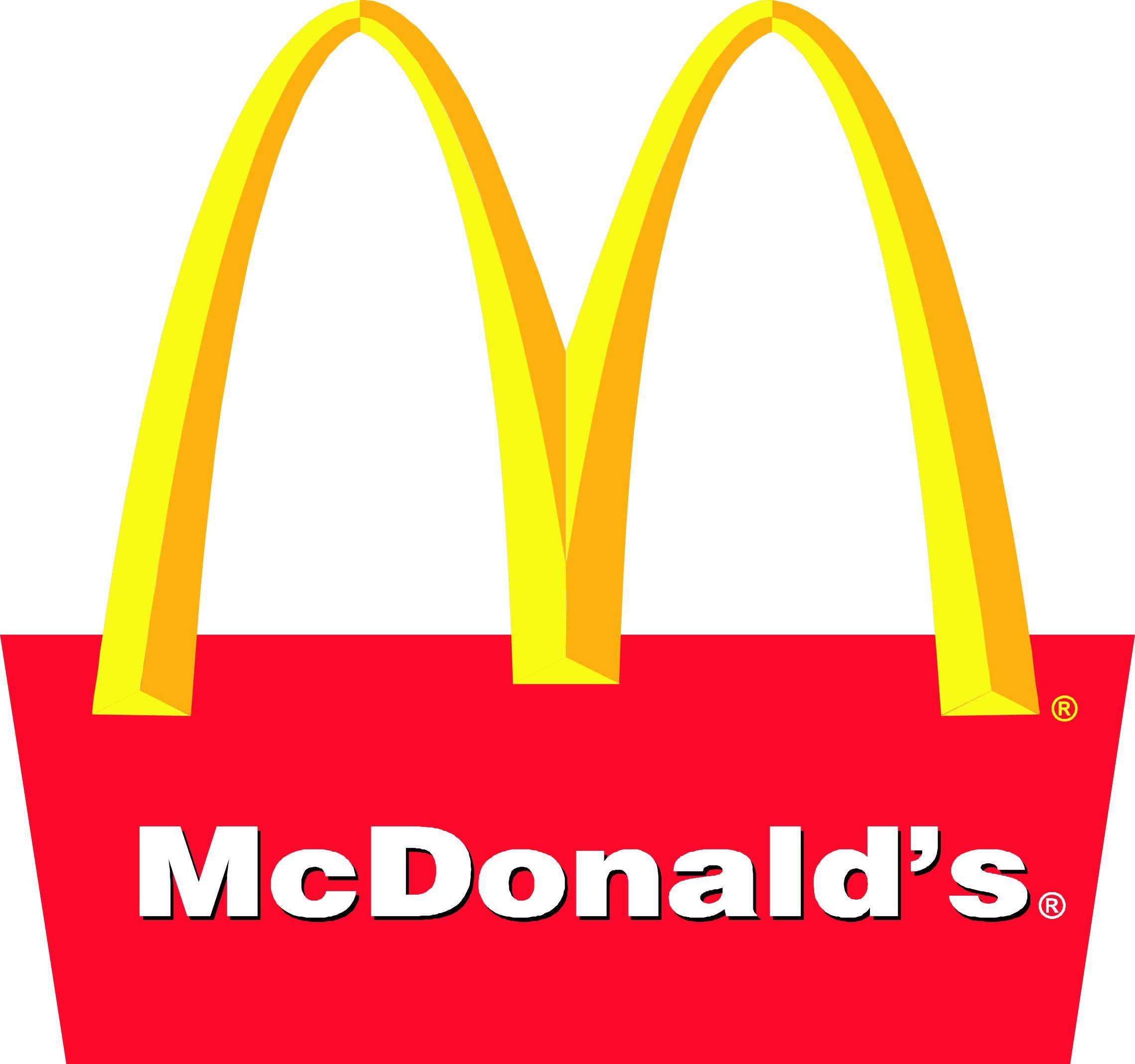 Mcdonald S Logo   Hunt Logo
