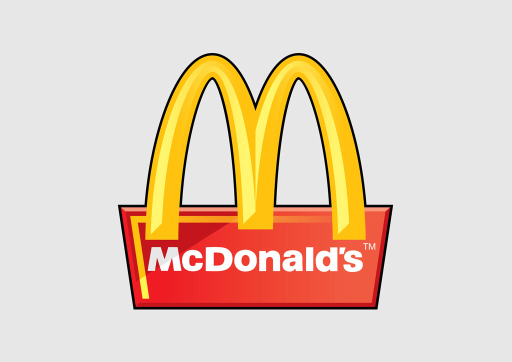 Mcdonald S Restaurant Freebie Vectors   Cliparts Co