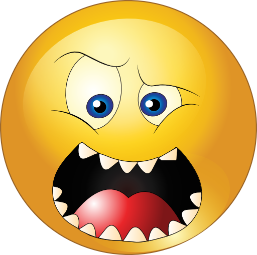 Rage Smiley Emoticon Clipart   Royalty Free Public Domain Clipart