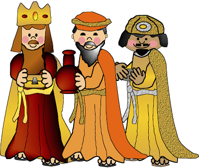 Three Kings Clip Art Free At Tpt