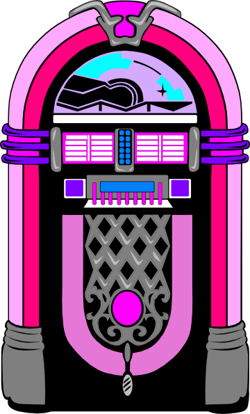 Jukebox Clip Art At Clker Com   Vector Clip Art Online Royalty Free