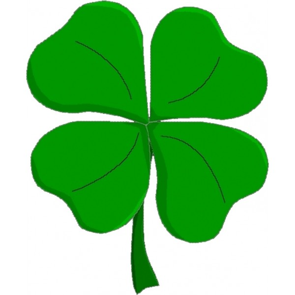 Leaf Clover Clipart - Clipart Kid