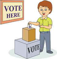 Voting Clipart And Graphics