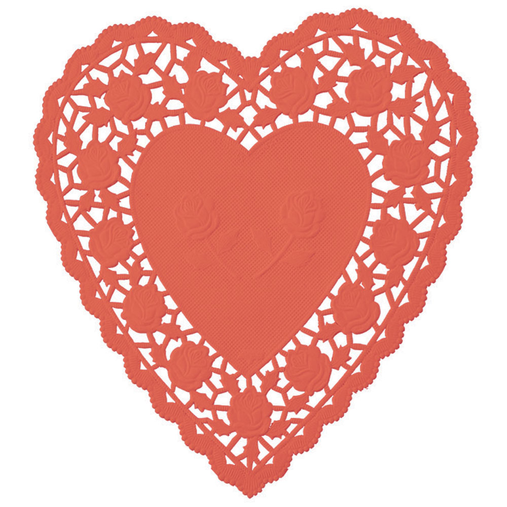 Lace Heart Clipart Clipart Suggest