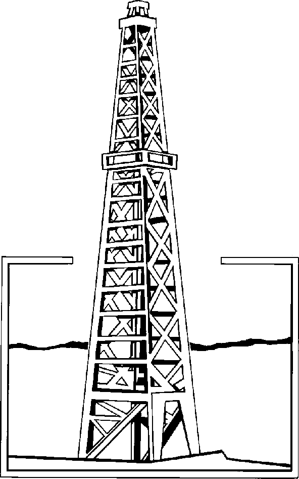 Back   Gallery For   Oil Well Clipart