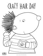 Crazy Hair Day Fun On Pinterest   Crazy Hair Days Crazy Hair And