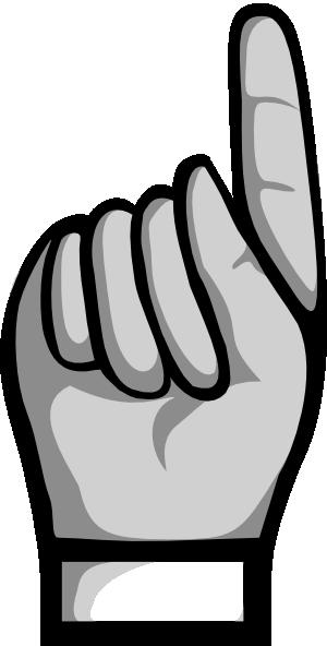 Clip Art Pointing Finger Clipart pointer finger clipart kid clip art at clker com vector online royalty