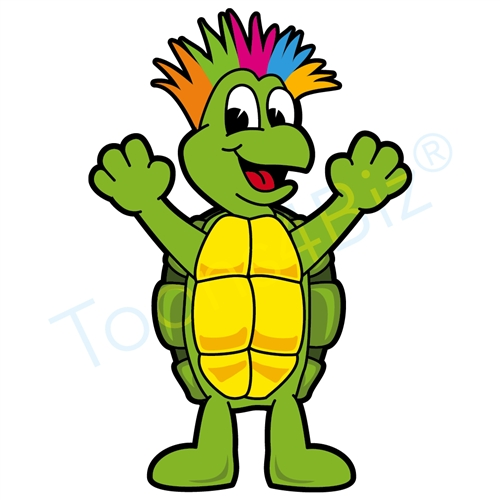 Home   School Mascots   All Mascots   Turtle School Mascot