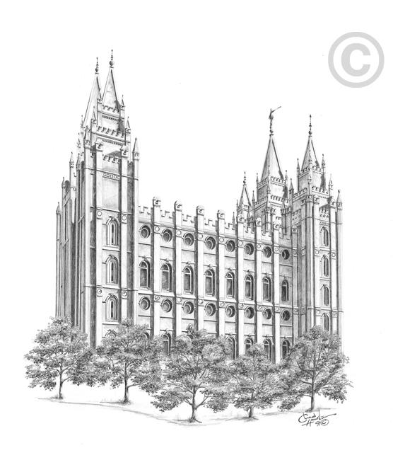 Lds Temple Clipart Clipart Suggest