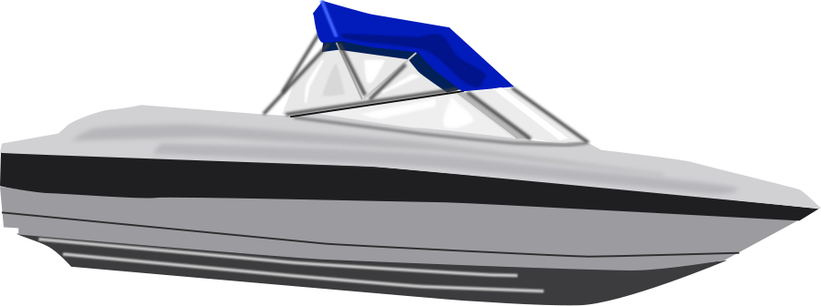 Speed Boat Large 900pixel Clipart Speed Boat Design   Clipartsfree