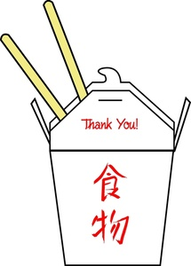 Take Out Clip Art Images Chinese Take Out Stock Photos   Clipart