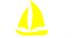 Yellow Sailboat Clip Art At Clker Com   Vector Clip Art Online