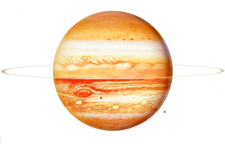 Jupiter Planet Clipart - Clipart Suggest