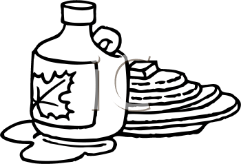 Clipart Pancakes Picture